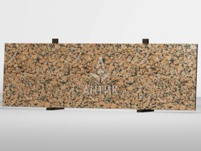 Сляб из Емельяновского гранита 2000x600x20 полированный фото