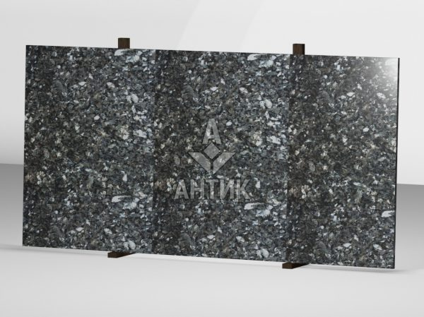 Сляб из Каменная Печь лабрадорита 2000x1000x20 полированный фото