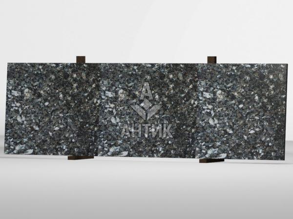 Сляб из Каменная Печь лабрадорита 2000x600x20 полированный фото