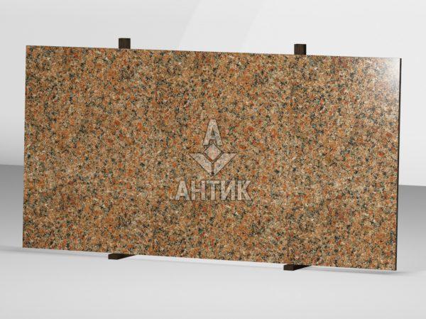 Сляб из Кишинского гранита 2000x1000x20 полированный фото
