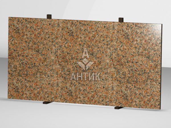Сляб из Кишинского гранита 2000x1000x30 полированный фото