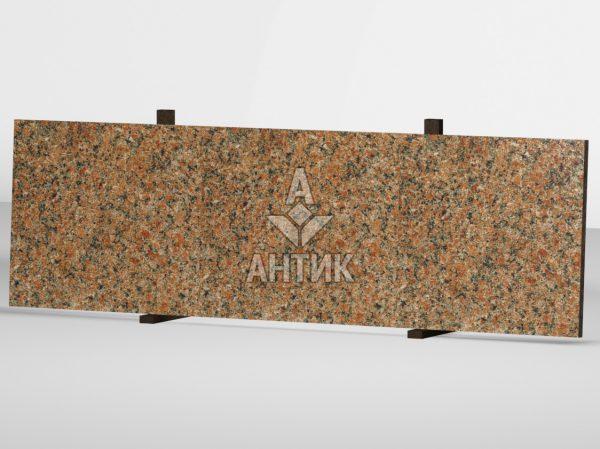 Сляб из Кишинского гранита 2000x600x30 полированный фото