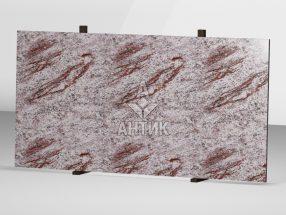 Сляб из Крутневского гранита 2000x1000x20 полированный фото