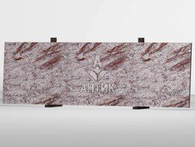 Сляб из Крутневского гранита 2000x600x20 полированный фото