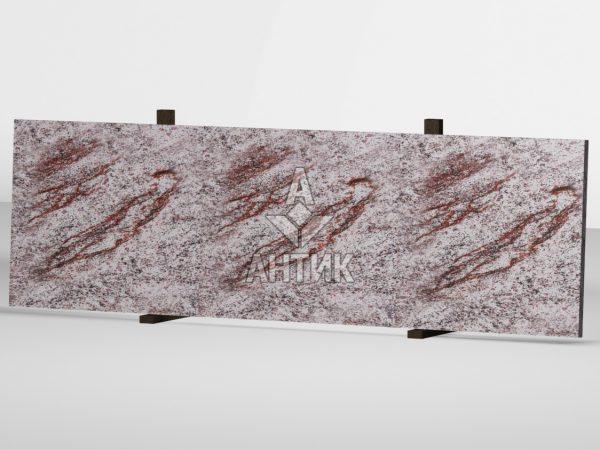 Сляб из Крутневского гранита 2000x600x30 полированный фото