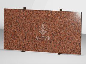 Сляб из Лезниковского гранита 2000x1000x30 полированный фото
