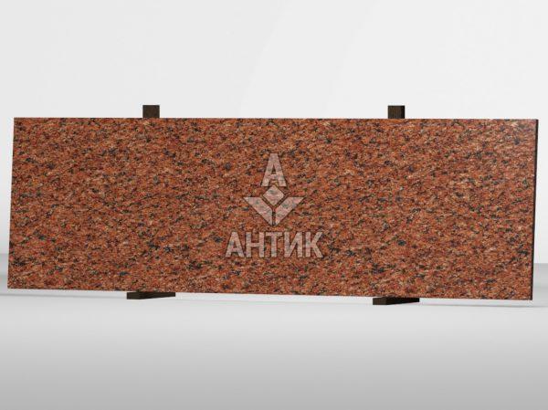 Сляб из Лезниковского гранита 2000x600x20 полированный фото