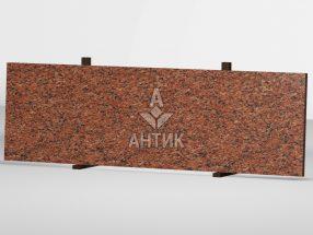 Сляб из Лезниковского гранита 2000x600x30 полированный фото
