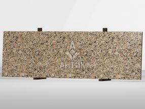 Сляб из Межиричского гранита 2000x600x20 полированный фото