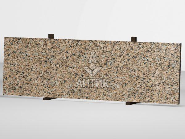 Сляб из Межиричского гранита 2000x600x30 полированный фото