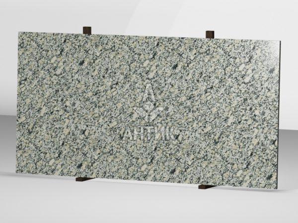 Сляб из Симоновского серого гранита 2000x1000x20 полированный фото