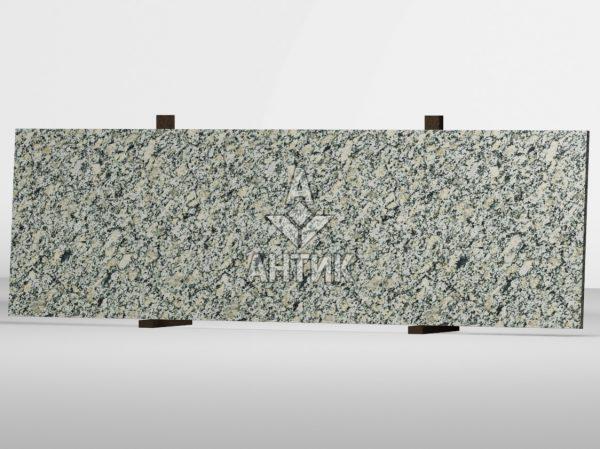 Сляб из Симоновского серого гранита 2000x600x20 полированный фото
