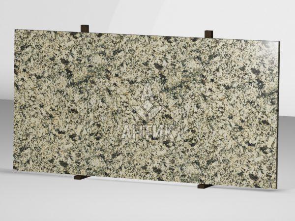 Сляб из Софиевского гранита 2000x1000x30 полированный фото