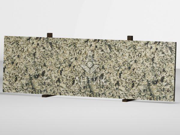 Сляб из Софиевского гранита 2000x600x30 полированный фото
