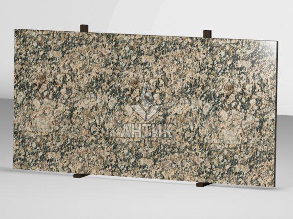 Сляб из Юрьевского гранита 2000x1000x30 полированный фото