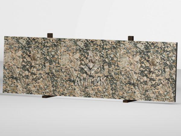 Сляб из Юрьевского гранита 2000x600x30 полированный фото
