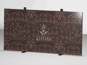 Сляб из Жадановского гранита 2000x1000x30 полированный фото