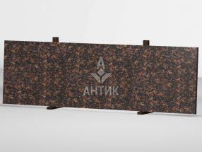 Сляб из Жадановского гранита 2000x600x30 полированный фото