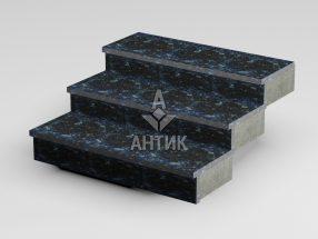 Ступень накладная из Очеретянского лабрадорита 350x30x1000 термообработанная фото