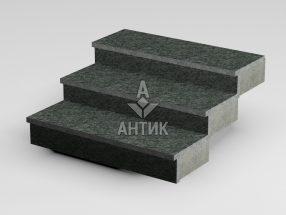 Ступень накладная из Рахны-Полевского гранита 350x30x1000 термообработанная фото